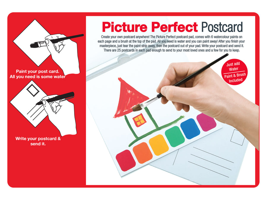 Picture Perfect Postcards