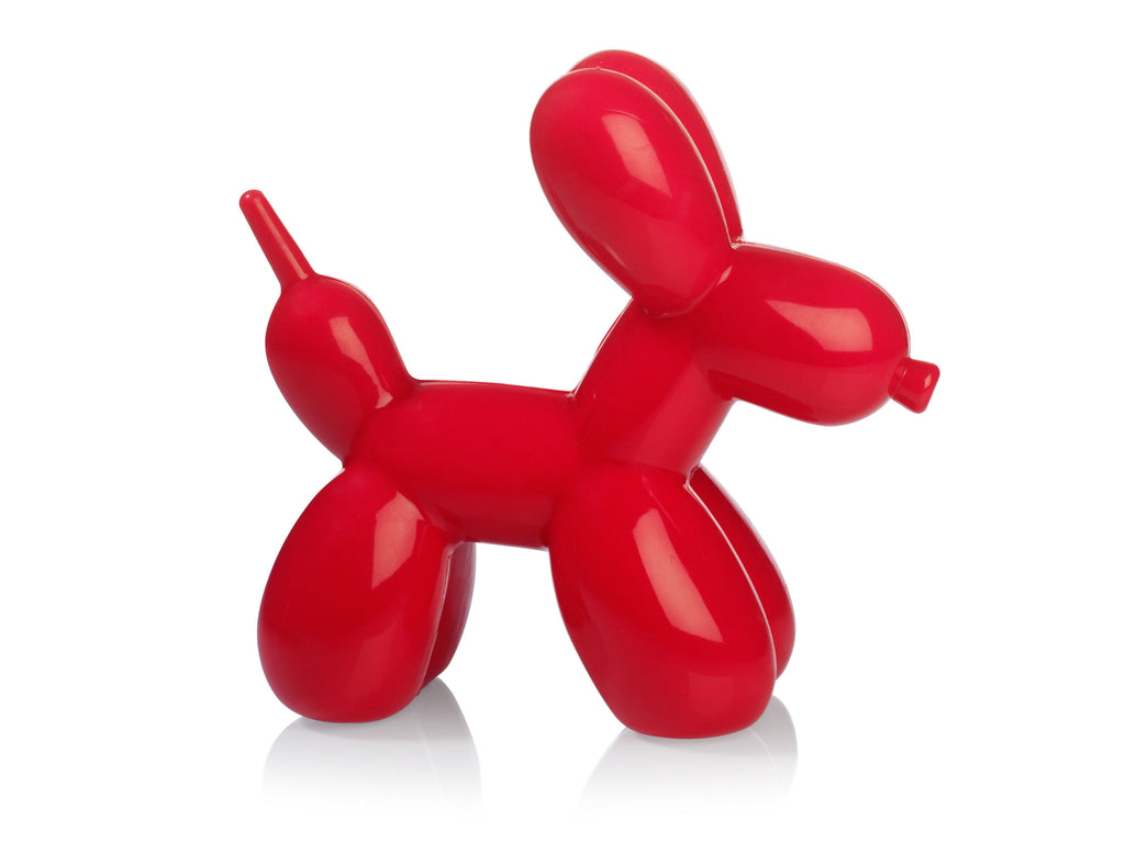 Balloon Dog Night Light Red