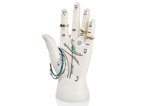 Palmistry Jewelry Holder