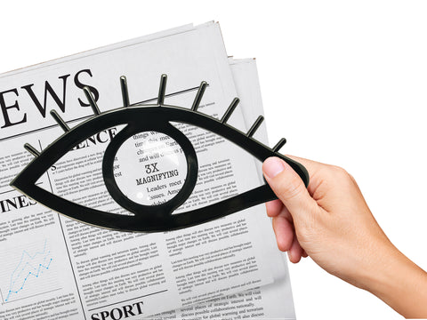 Eye Loop Magnifying Glass