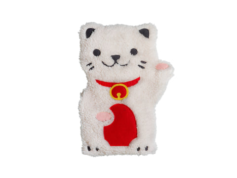 Huggable Lucky Cat