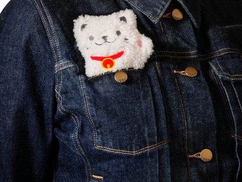 Pocket Pal Lucky Cat