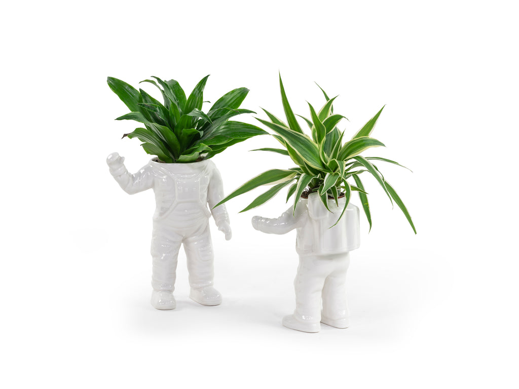 Astronaut Planter Small