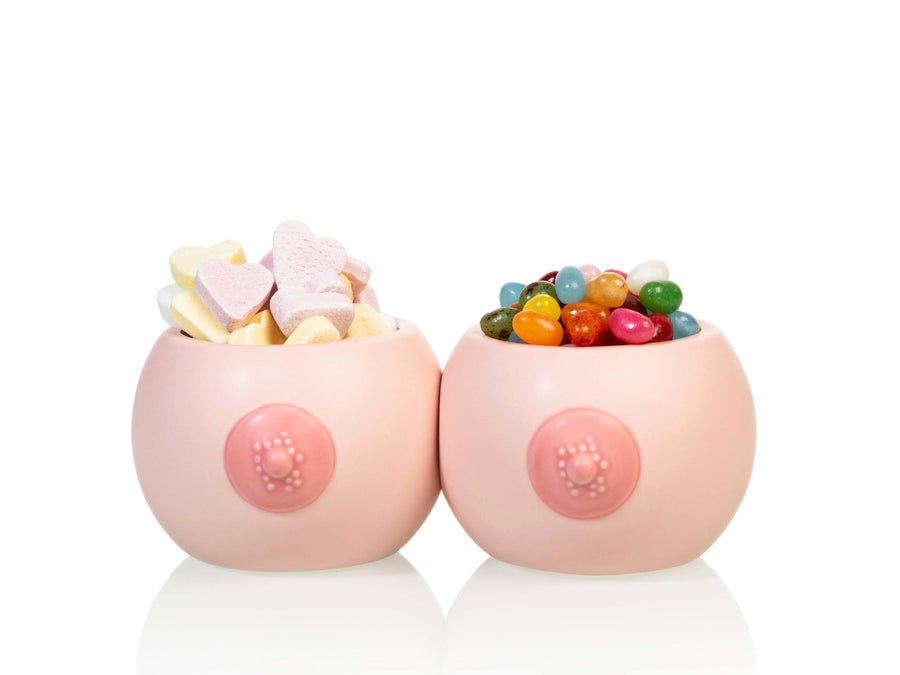 Boob Cups, set of 2 cups