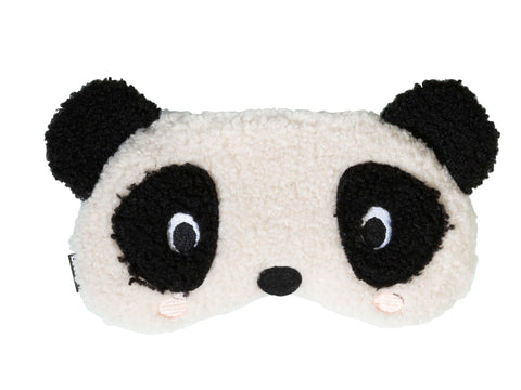 Huggable Bamboo Panda Face Mask