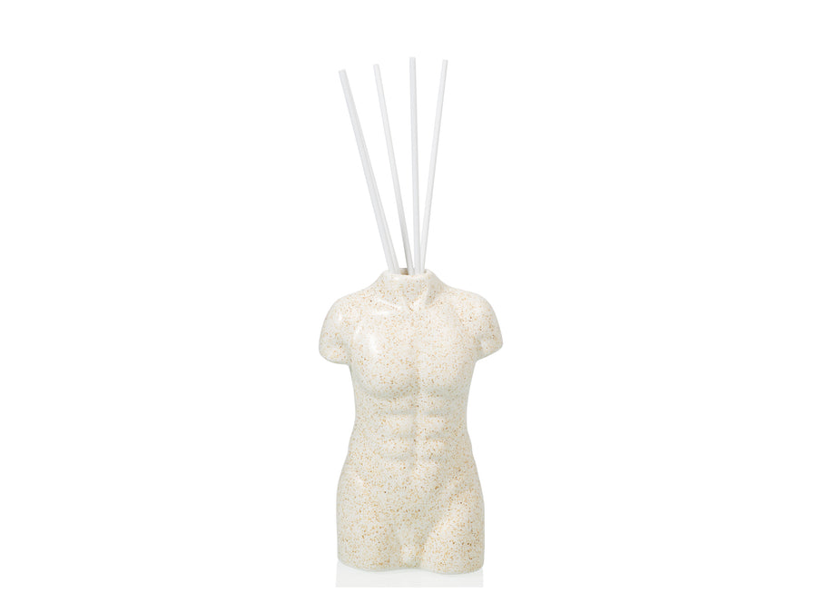 Aphrodite Oil Diffuser. Including 50ml cedar wood fragrance oil & 5 sticks