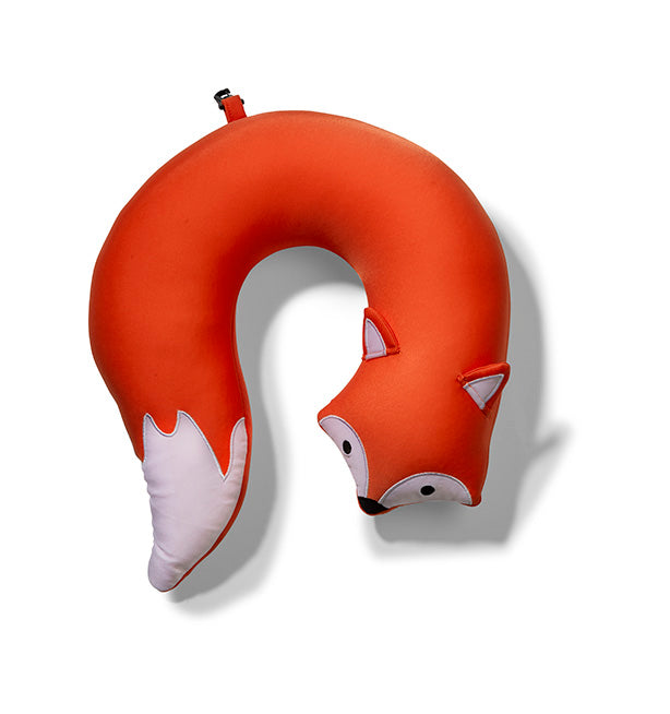 Fox Huggable Travel Pillow