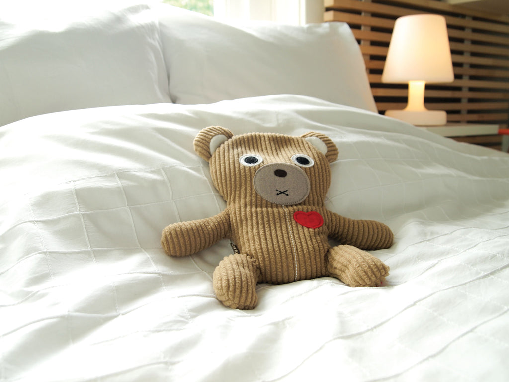 Huggable Bear Light Brown