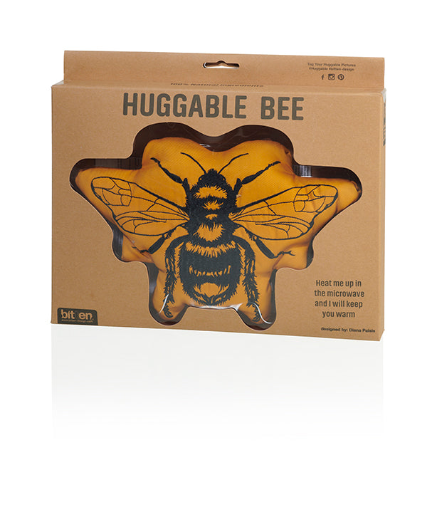 Huggable Bee