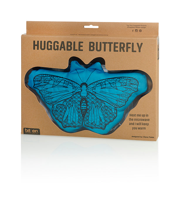 Huggable Butterfly