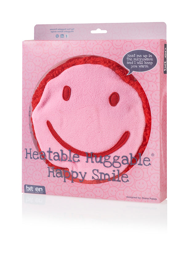 Huggable Happy Smile (one Huggable two faces)