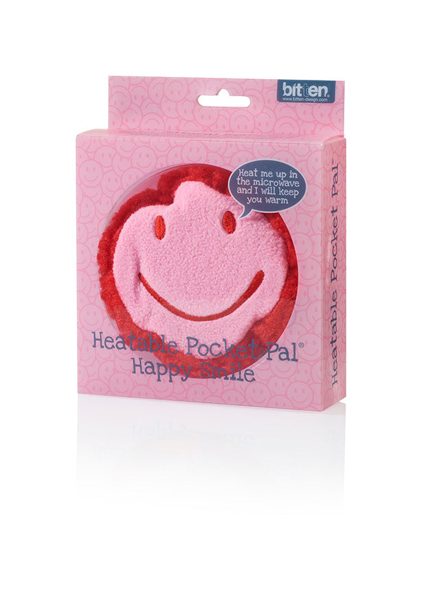 Pocket Pal Happy Smile (one pocket pal two faces)