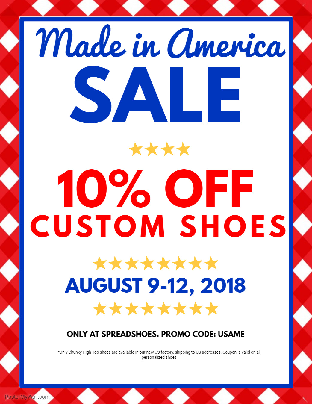 Custom Shoes Made in the USA