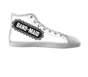 Band-Maid High Top Shoes , Shoes - Ratsnickers, SpreadShoes  - 2