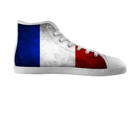 France Flag Shoes