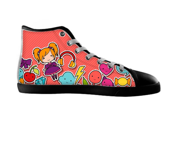 Cute Sticker Shoes