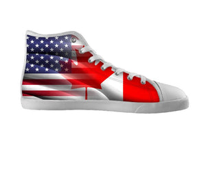 America x Canada Shoe , Shoes - McChangealot, SpreadShoes