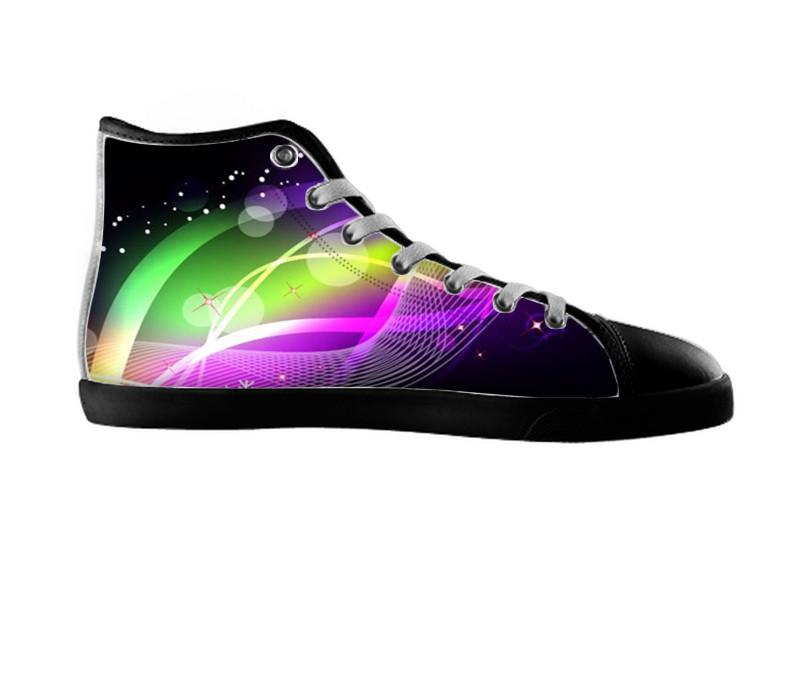 Abstract Art Music Shoes , Shoes - Atkinson'sKillerSHoes, SpreadShoes  - 2