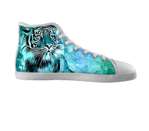 Watercolor Tiger by ancello Shoes