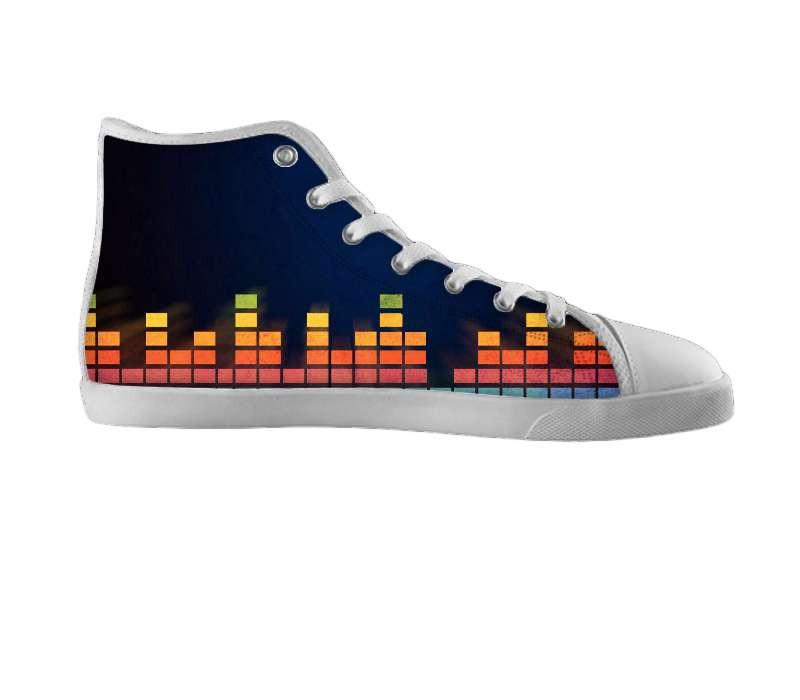 DJ Hightop Shoes , Shoes - SonicShoes, SpreadShoes  - 2