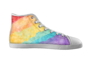 Watercolor Rainbow LGBT Pride