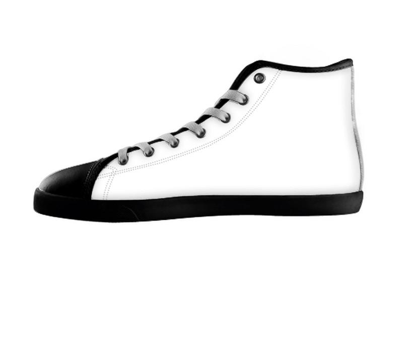 White custom shoes , hideme - spreadlife, SpreadShoes  - 1