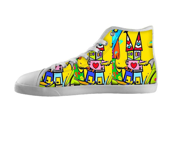 Popart Dom Shoes by Nico Bielow