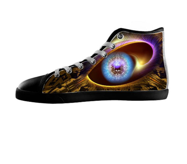 The Eye Of Perilous Shoes