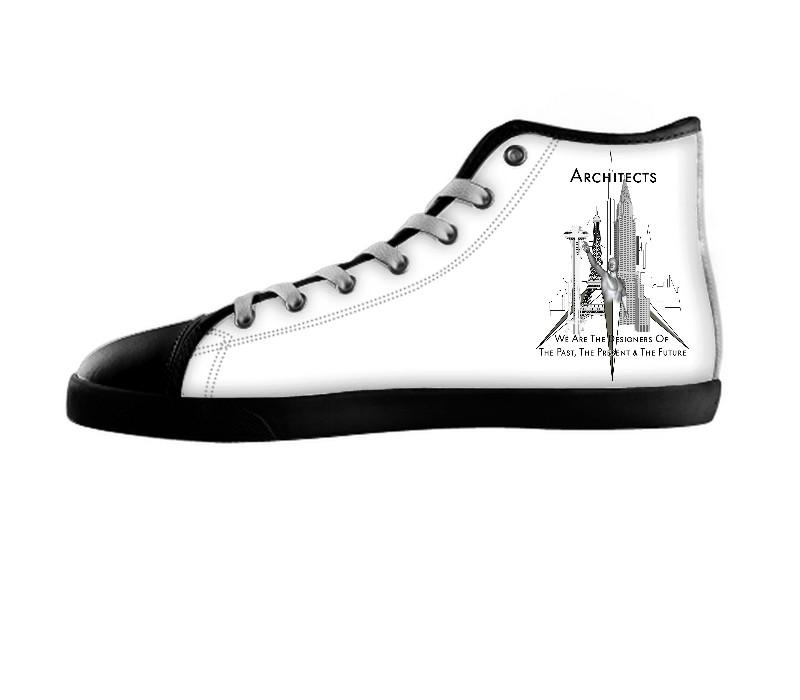 Architects High Top Shoes , Shoes - xzendor7, SpreadShoes