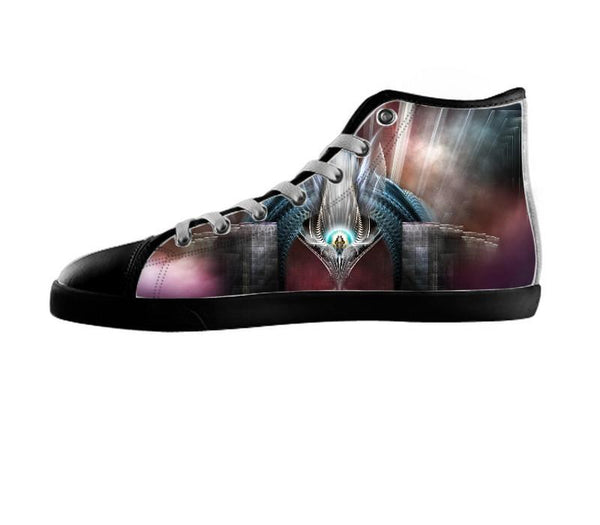The Torrin Artifact Fractal Composition Shoes