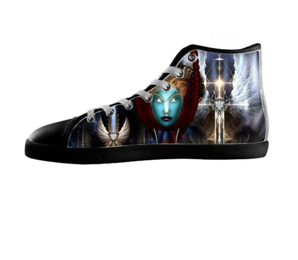 Xzendor7 A New Vision In Fractal Imagery Shoes