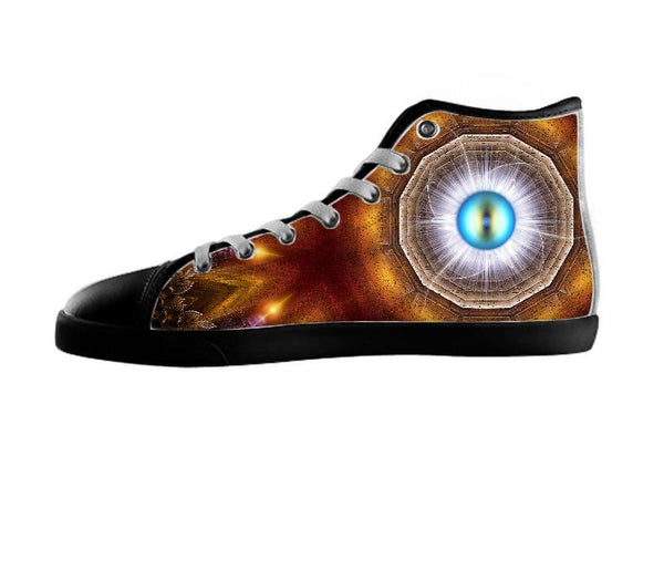 The Icarus Hammer Kaleidoscope Shoes