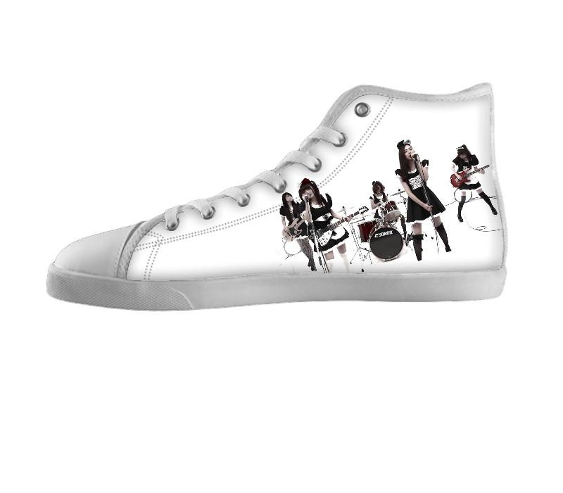 Band-Maid High Top Shoes , Shoes - Ratsnickers, SpreadShoes  - 1