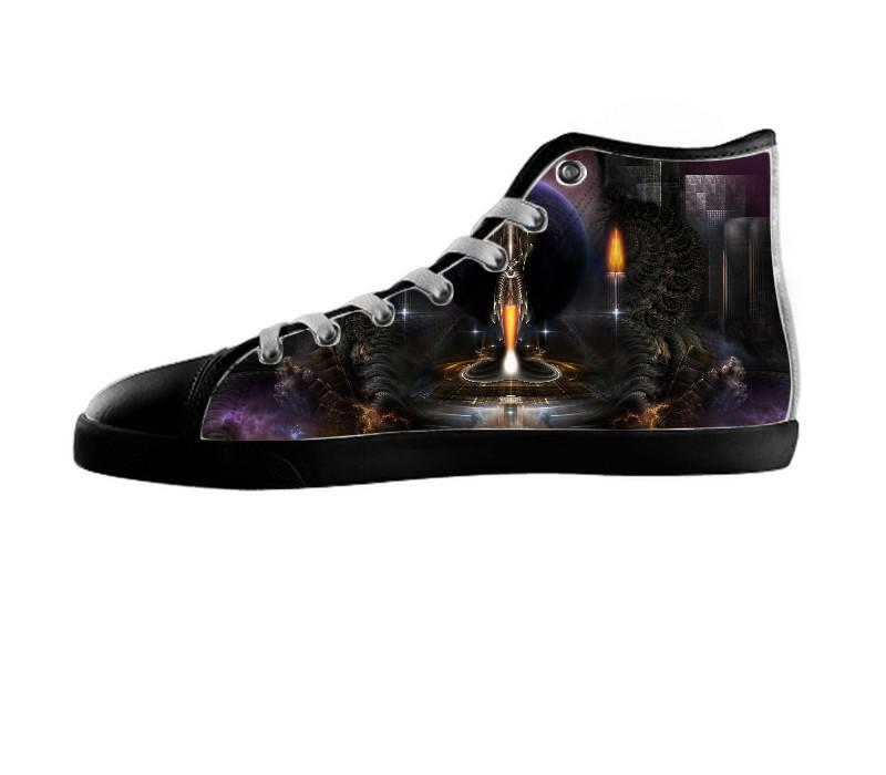 The Torrin Artifact Planet Fire Shoes , Shoes - xzendor7, SpreadShoes