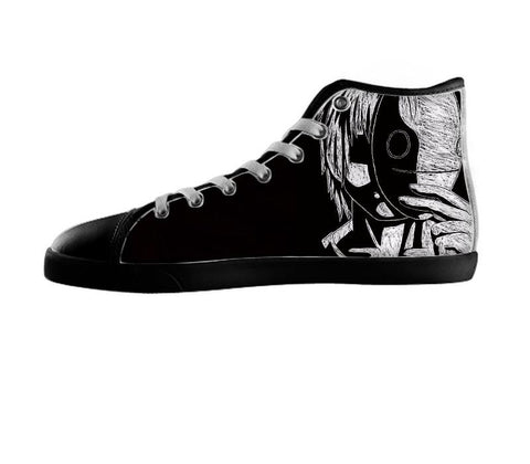 Cryaotic Scratch Art Shoes