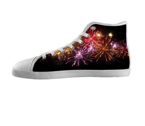 Night Sky: Fireworks Shoes