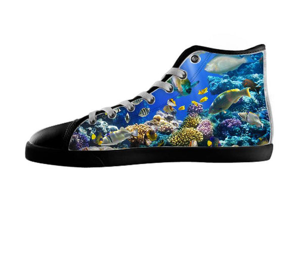 Coral Fish Colony Shoes
