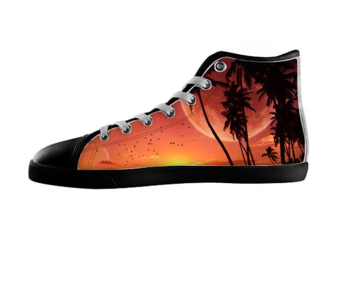 San Diego Sunset Sneakers
