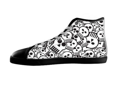 Toon Skulls by Ancello Shoes
