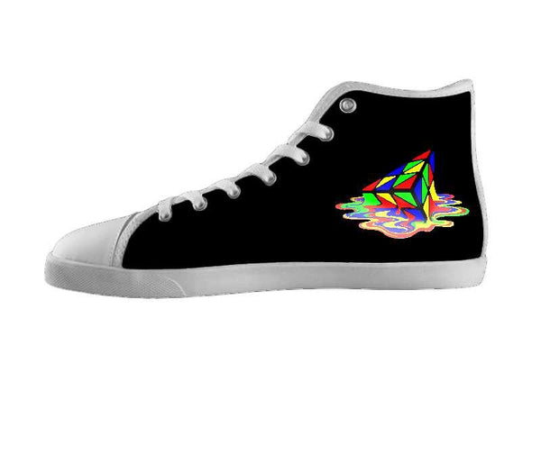 Pyraminx Cude Painting Shoes