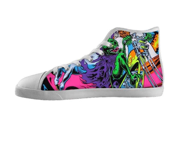 Abstract world Shoes