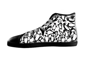 Penguin Sneakers , Shoes - JamesCulletonDesigns, SpreadShoes