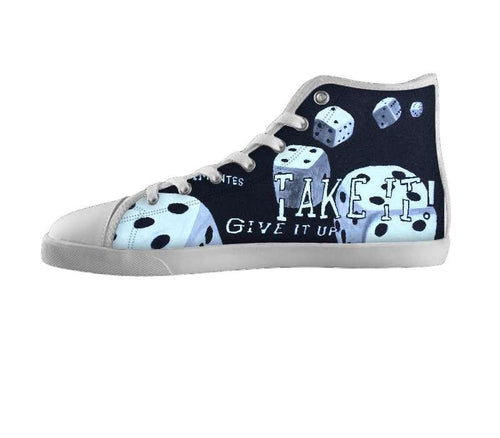 Dice Design , Shoes - JamesCulletonDesigns, SpreadShoes  - 1