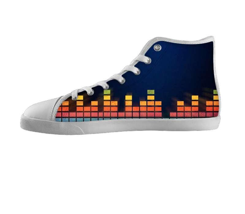 DJ Hightop Shoes , Shoes - SonicShoes, SpreadShoes  - 1