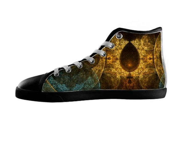 Stone Grunge Disc Shoes