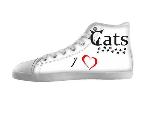 Dream Big I Love Cats Shoes
