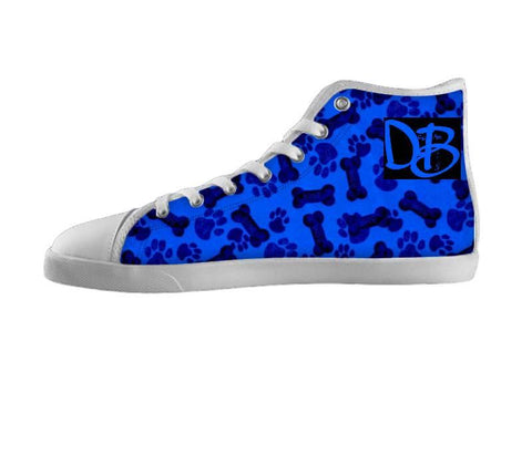 Dream Big Blue I Love Dogs Shoes