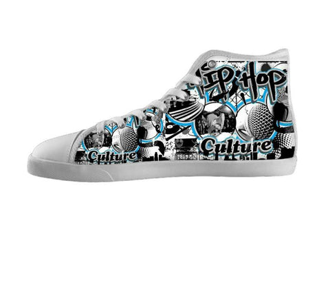 Dream Big Hiphop Culture Shoes