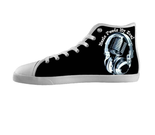 Dream Big Music Feeds My Soul Shoes