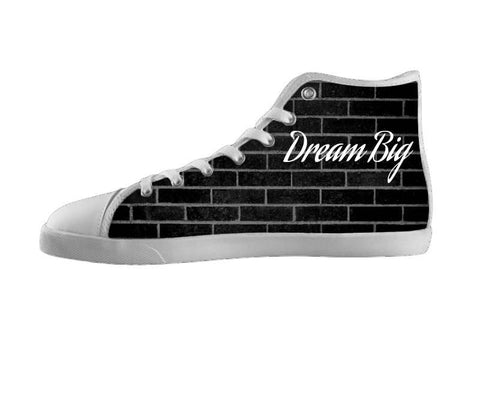 Dream Big Black Brick Shoes